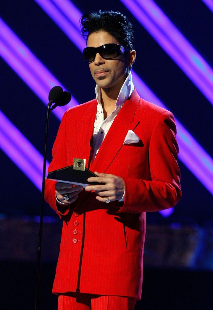 Prince, 2008 Grammys