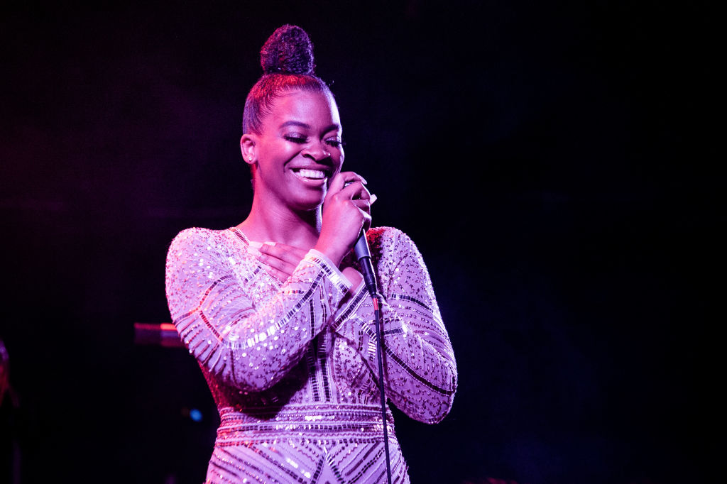 Ari Lennox Performs At Electric Ballroom , London