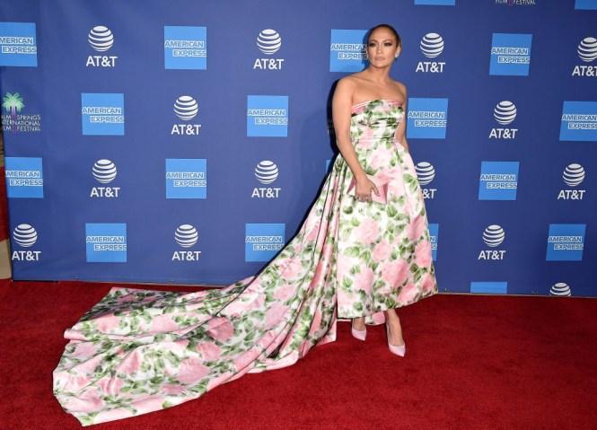 2020 Annual Palm Springs International Film Festival Film Awards Gala - Arrivals