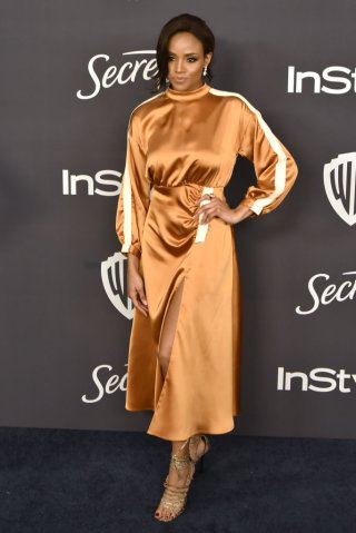 Warner Brothers and InStyle 21st Annual Post Golden Globes After Party Sponsored By L'Oreal Paris & Secret