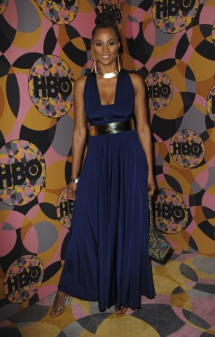Nika Williams at the after-party for HBO...