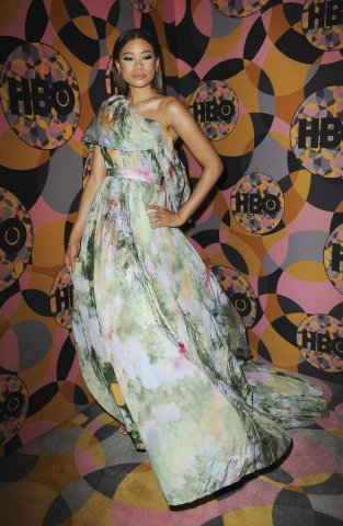 Storm Reid at the after-party for HBO 77...