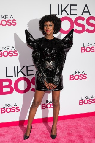 Ebony Obsidian at arrivals for LIKE A BO...