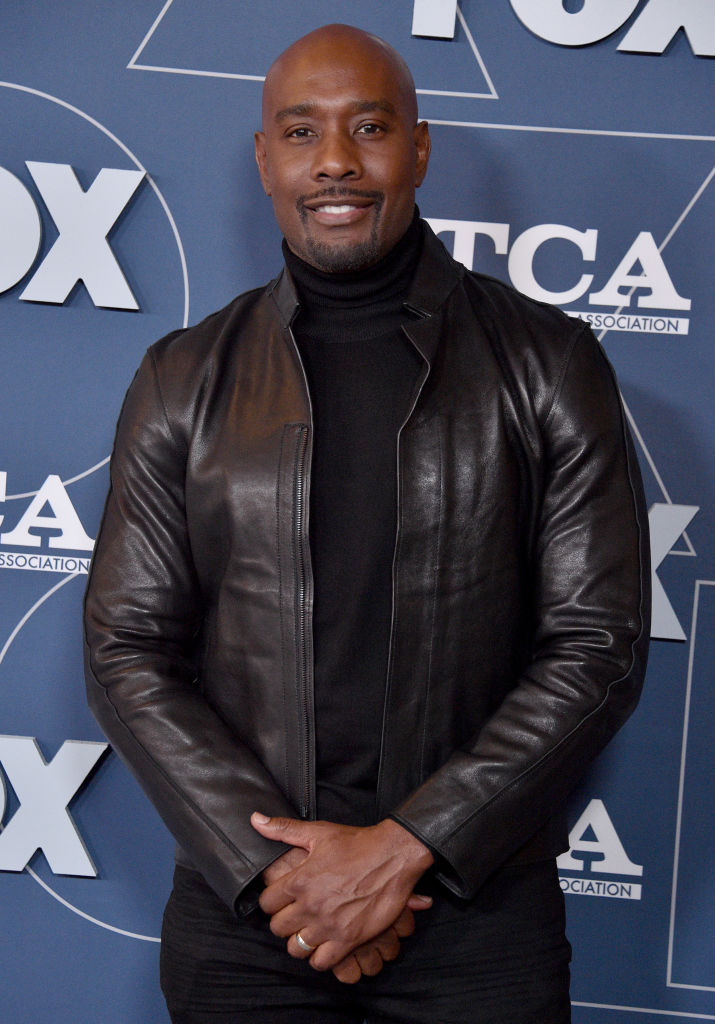Morris Chestnut at FOX Winter TCA All Star Party