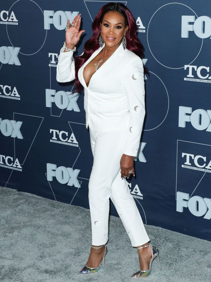 VIVICA A. FOX AT THE FOX WINTER TCA 2020 ALL-STAR PARTY, 2020