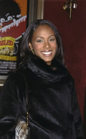 """Jada Pinkett arrives for the premiere of the movie """"Bamboozl"""