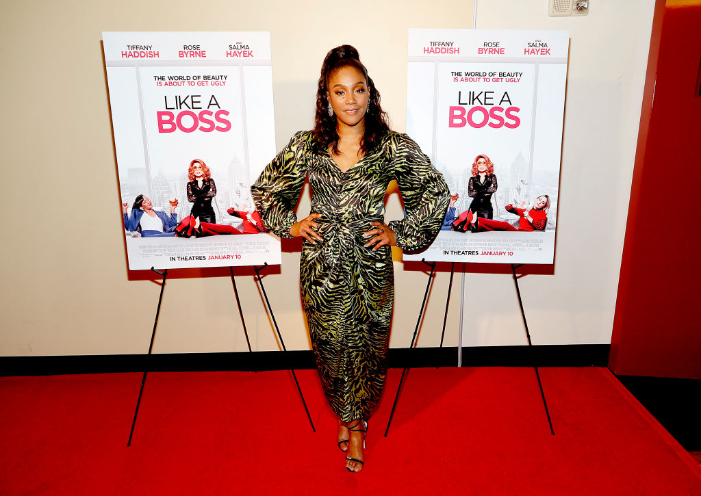 "Special Washington, DC Screening of ""Like A Boss"" with Tiffany Haddish"