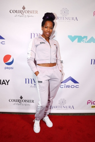 Missy Elliot VMA's After Party