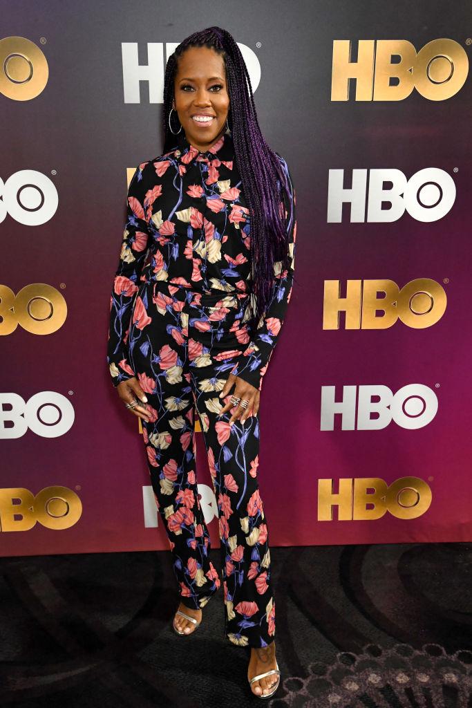 REGINA KING AT THE HBO SUMMER TCA PANELS, 2019