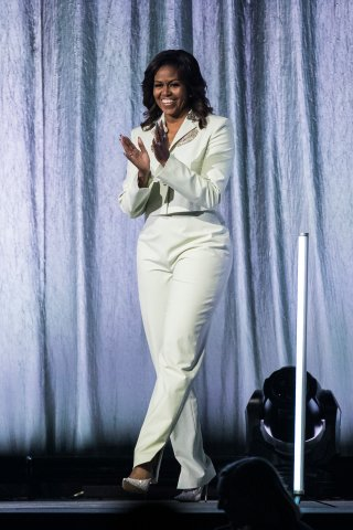 """""""Becoming: An Intimate Conversation with Michelle Obama"""" Tour In Stockholm"""
