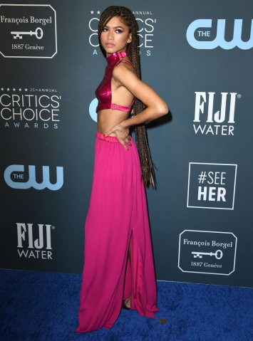 25th Annual Critics' Choice Awards - Arrivals