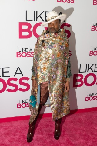 Billy Porter at arrivals for LIKE A BOSS...