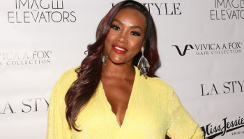 L.A. Style Magazine Hosts Cover Party For Vivica A. Fox