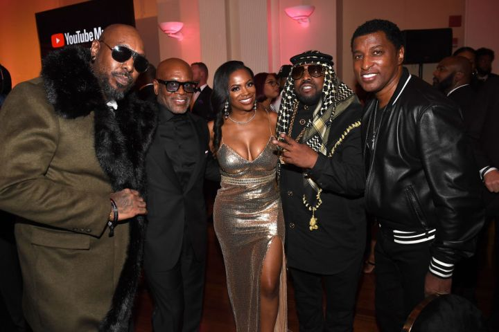 YouTube Music 2020 Leaders & Legends Ball