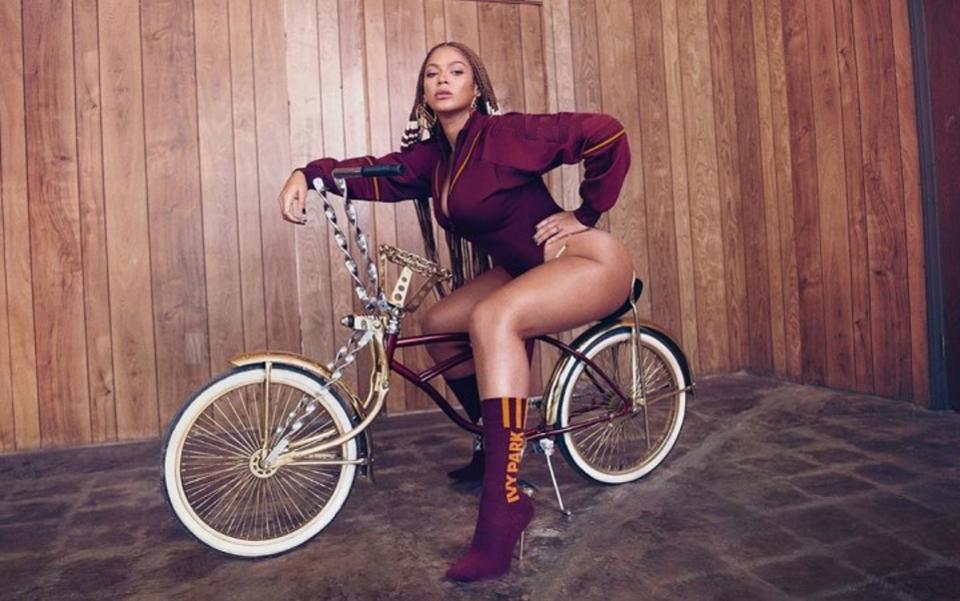 Beyonce Ivy Park x Adidas