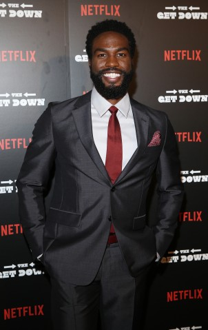 New York Premiere of 'The Get Down' - Arrivals