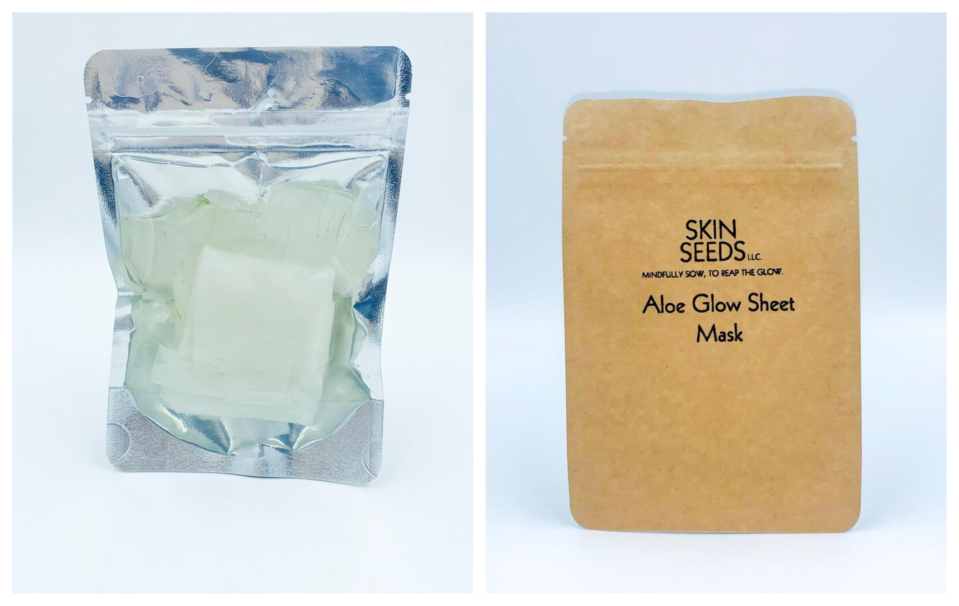 Skin Seeds Aloe Glow Sheet