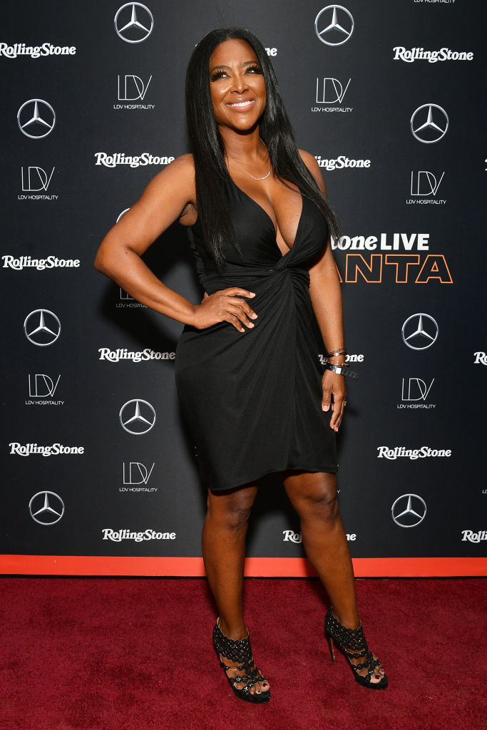 KENYA MOORE AT ROLLING STONE LIVE, 2019