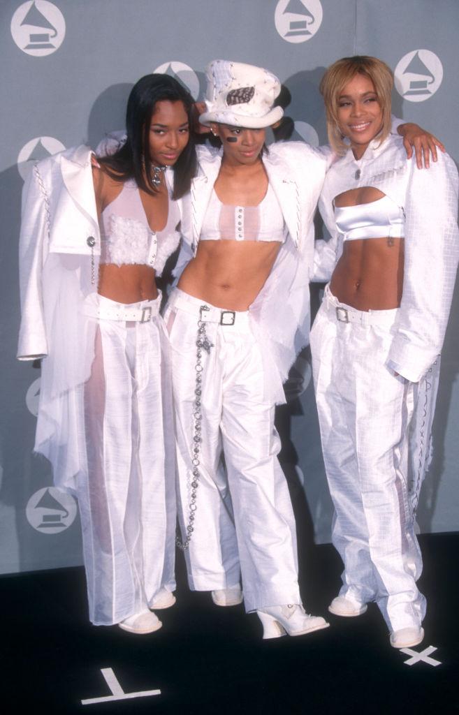 TLC, 1996 Grammys