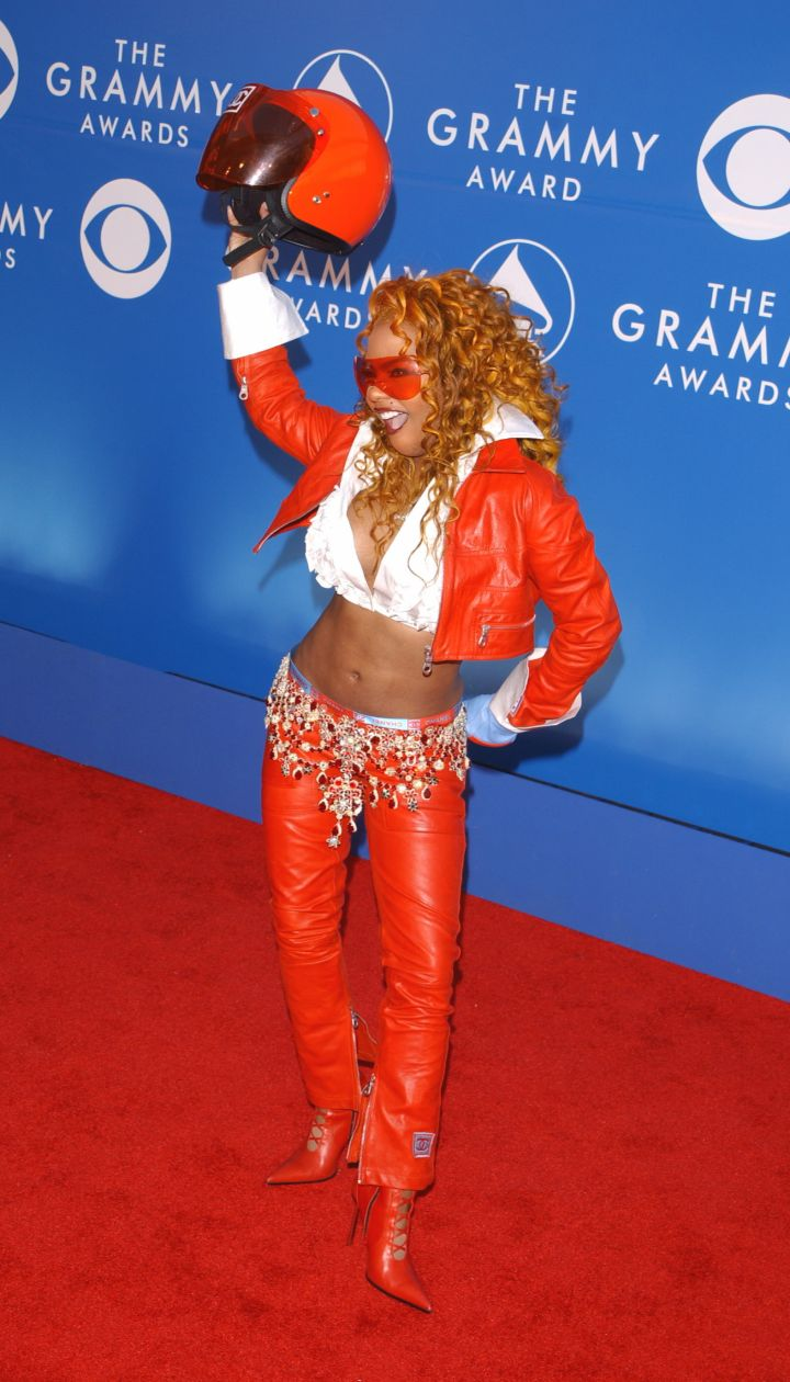 Lil Kim, 2002 Grammys