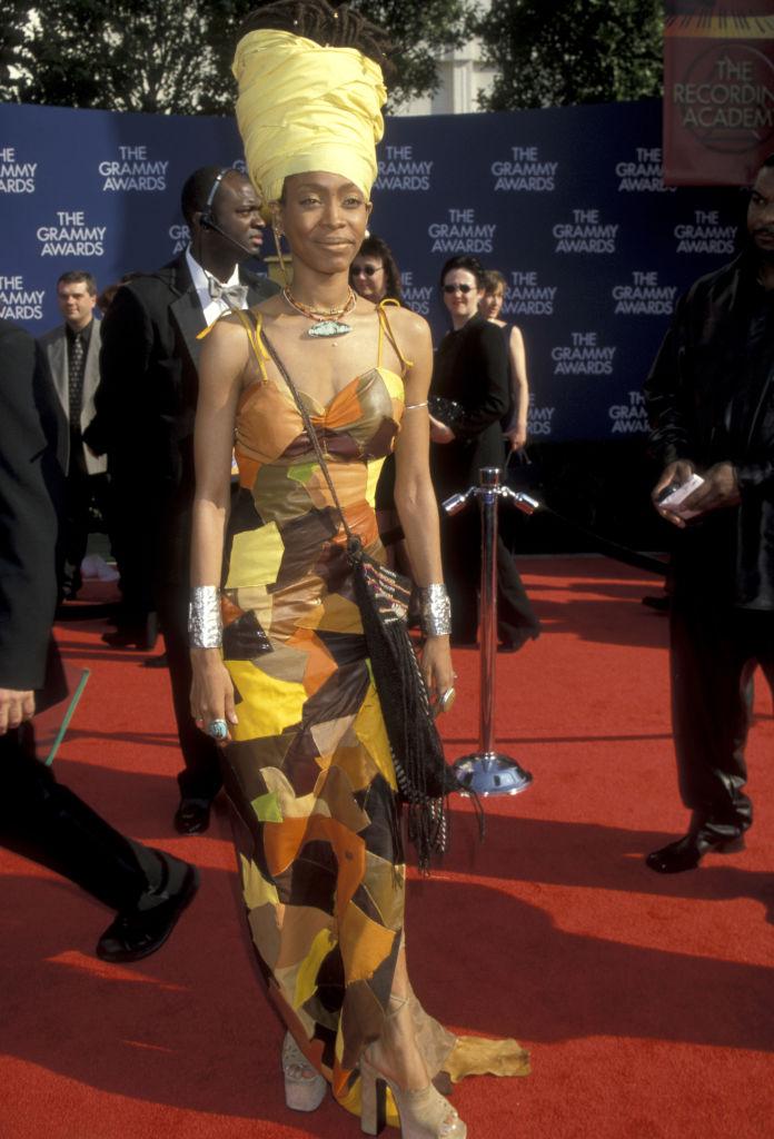 Erykah Badu, 1999 Grammys