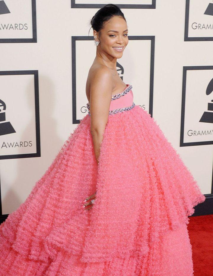 Rihanna, 2015 Grammys