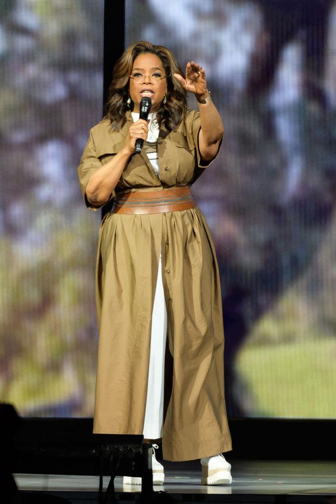 Oprah's 2020 VISION TOUR (2020)
