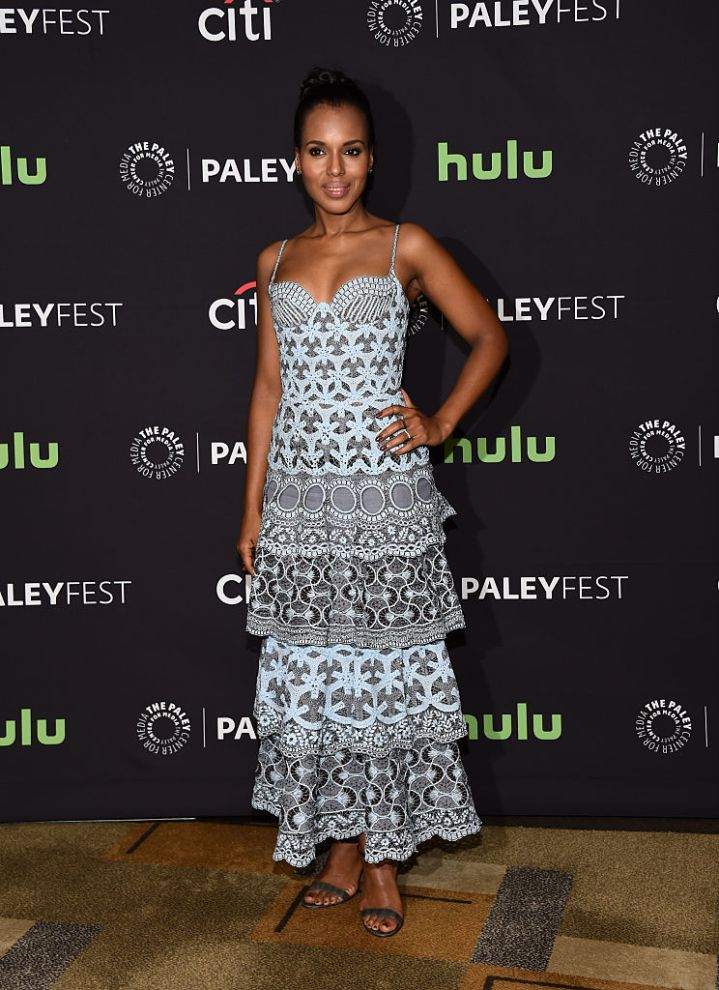 KERRY WASHINGTON AT THE PALEY CENTER FOR MEDIA'S 33RD ANNUAL PALEYFEST LOS ANGELES, 2016