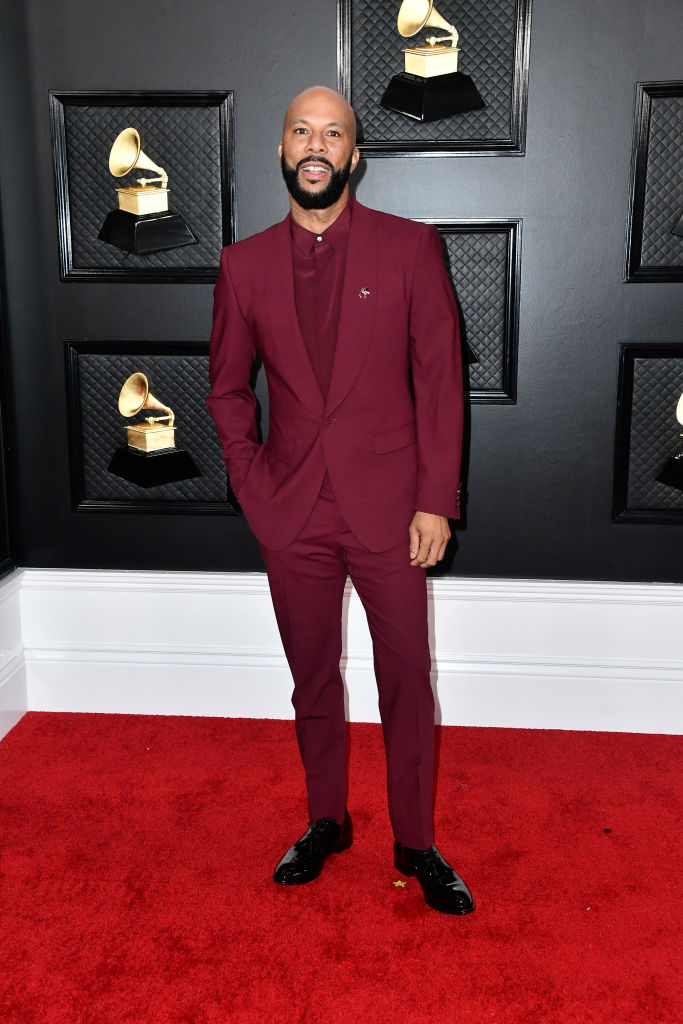 COMMON AT THE 62ND ANNUAL GRAMMY AWARDS, 2020