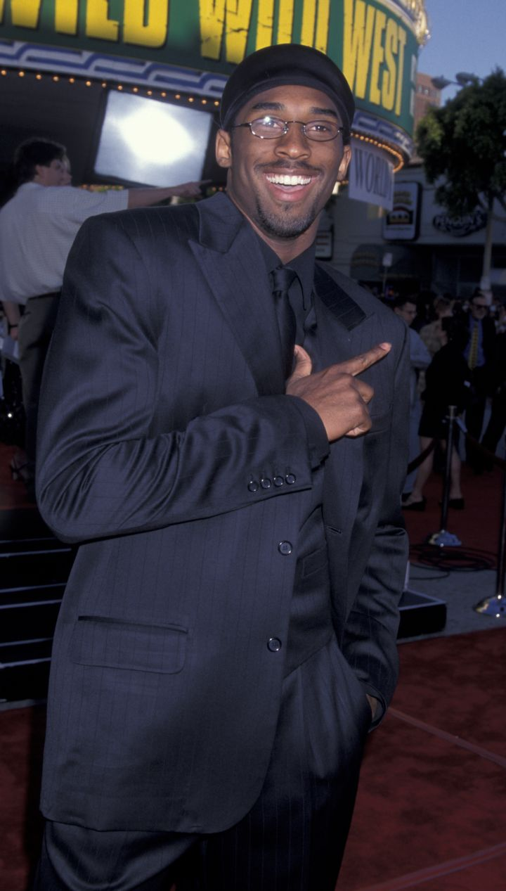 Kobe Bryant's Suit Game Through The Years
