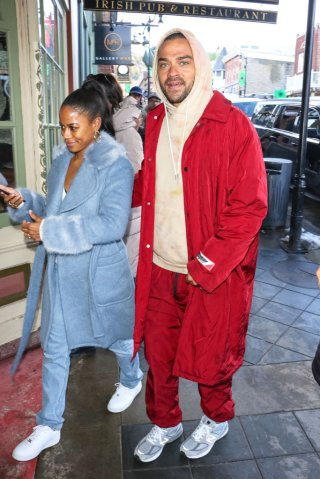 Celebrity Sightings In Park City - January 26, 2020