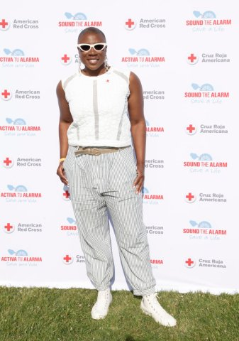"""FOX's """"9-1-1"""" Stars Join Red CrossFor Their National """"Sound The Alarm"""" Campaign And Home Fire Safety Event"""