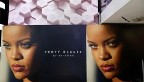 Sephora loves Fenty Beauty by Rihanna store event