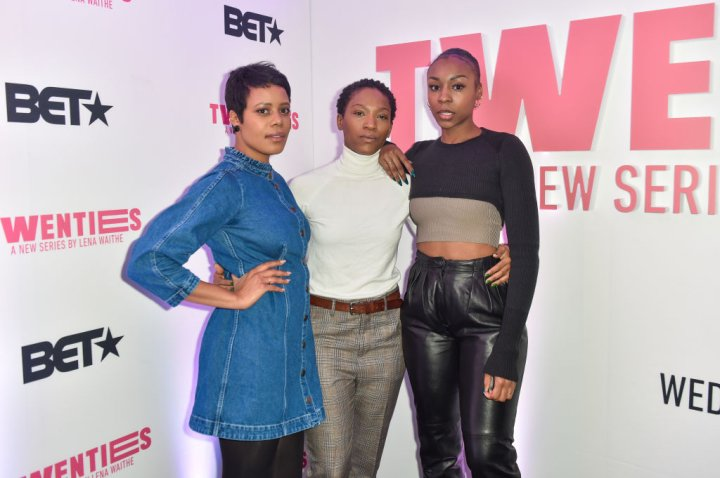 "Screening of ""BET TWENTIES"" Produced By Lena Waithe At Sundance"