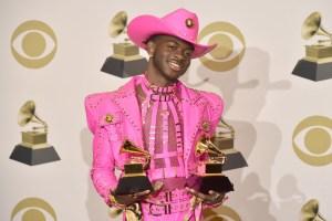 62nd Annual Grammy Awards - Press Room