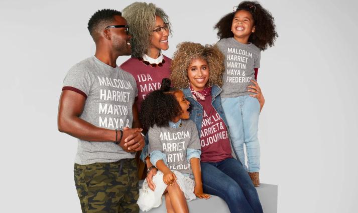 Target Black History Month Merchandise