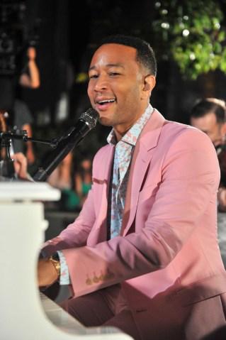Airbnb Concerts - John Legend Summer of LVE
