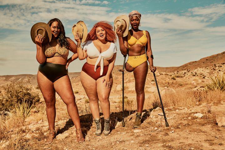 GabiFresh Swimsuits For All Campaign