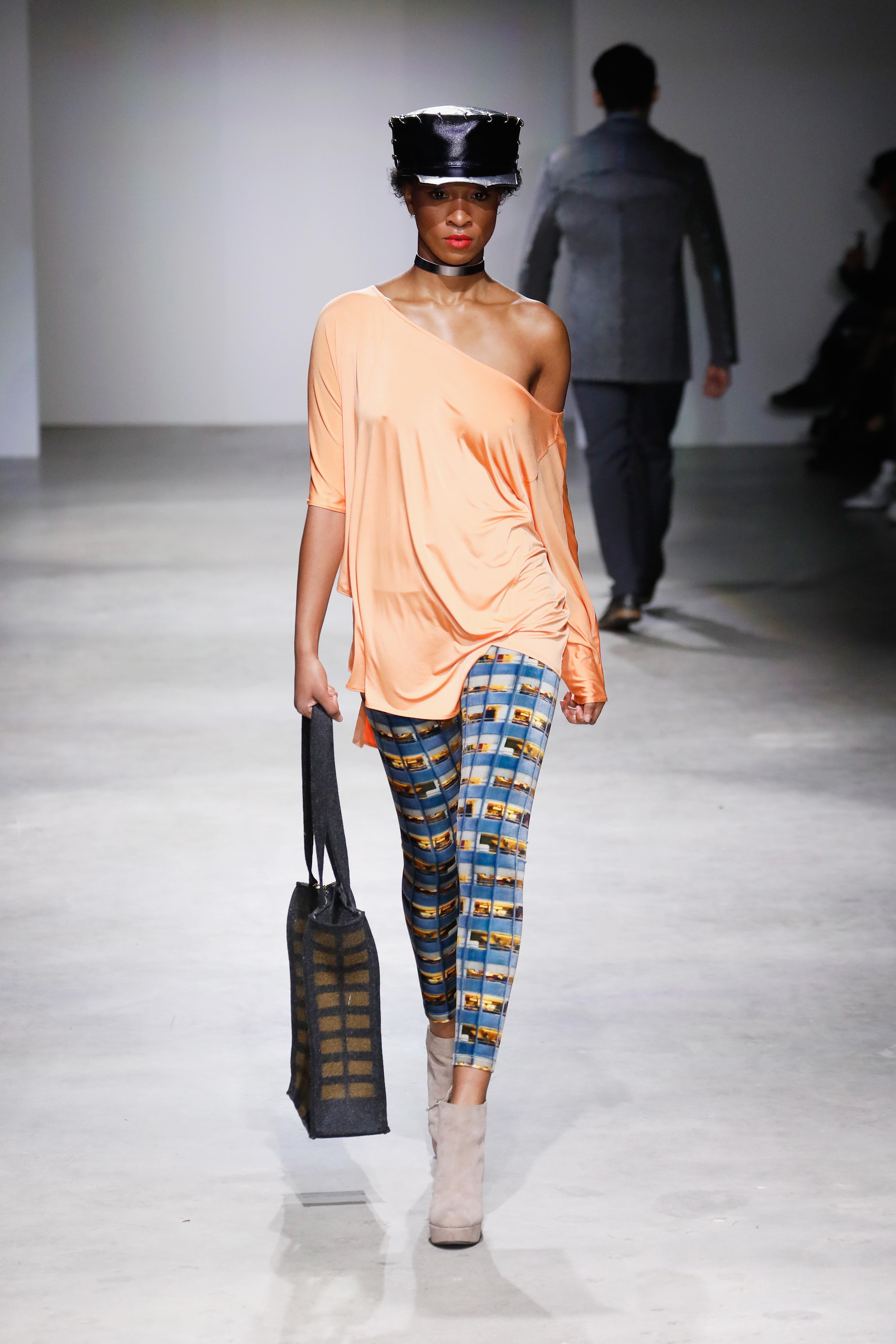 Nolcha Shows New York Fashion Week Fall/Winter 2019 Presented By InstaSleep Mint Melts ACID NYC Runway Show