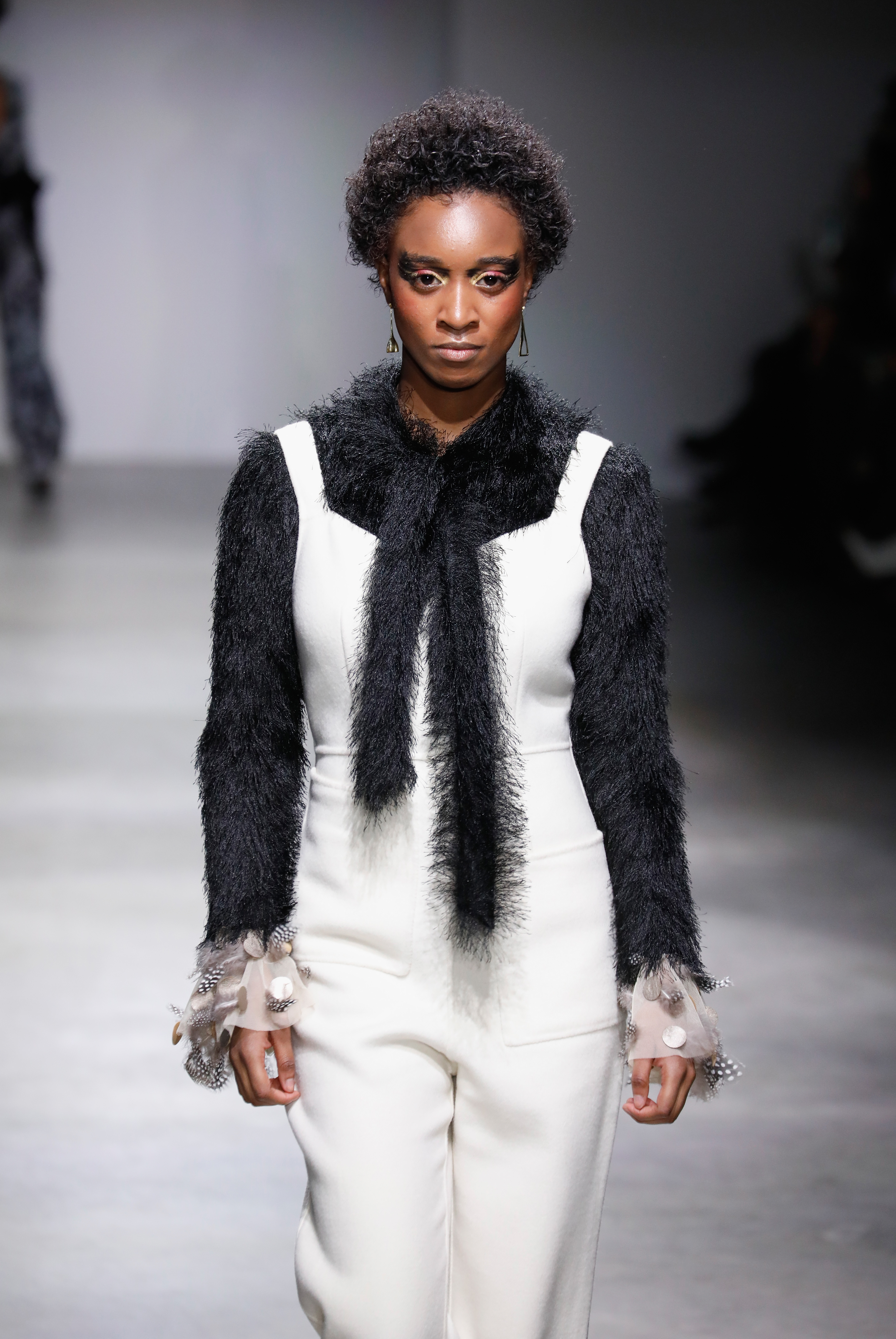 Nolcha Shows New York Fashion Week Fall Winter 2019 Presented By InstaSleep Mint Melts BENNOV Runway Show