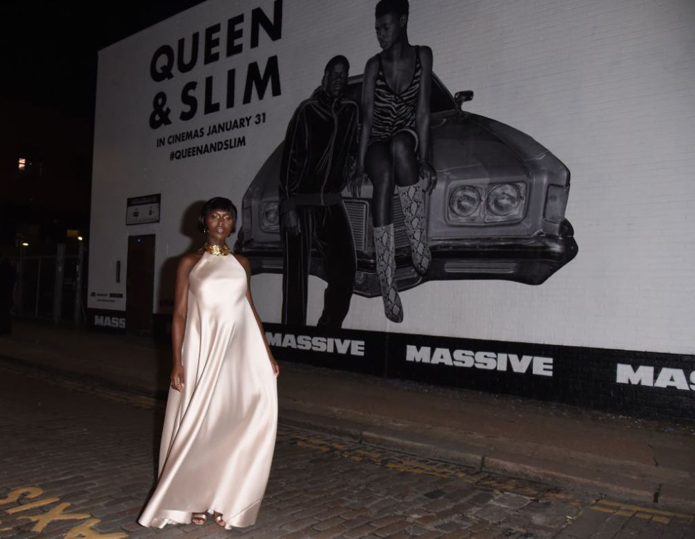 """""""Queen & Slim"""" UK Premiere - VIP Arrivals"""