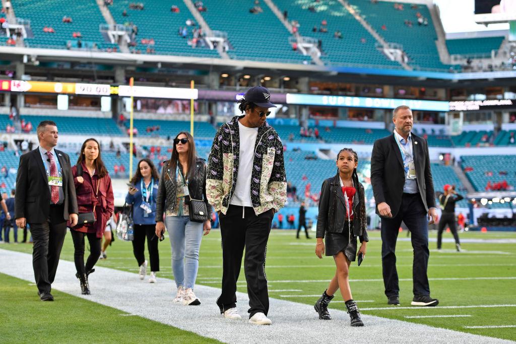 Super Bowl LIV at Hard Rock Stadium