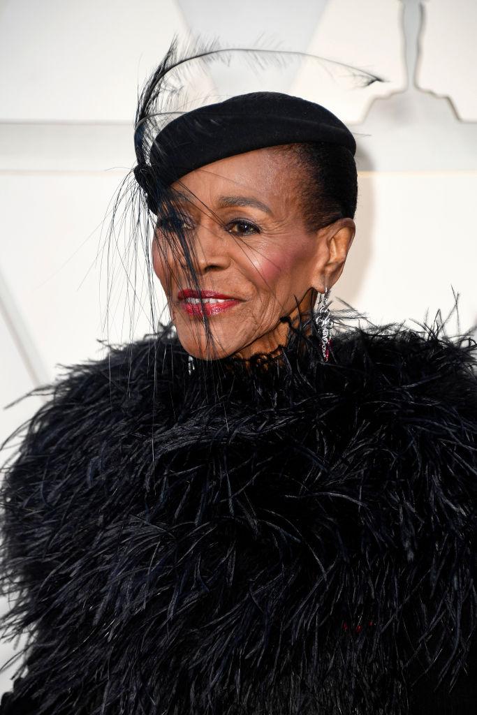 Cicely Tyson, 2019