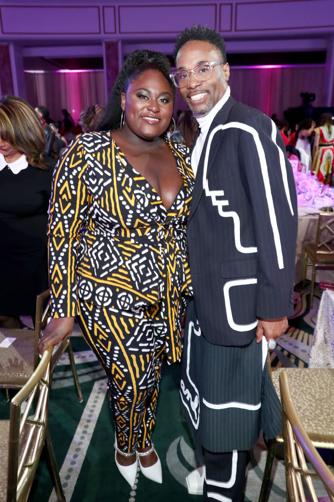 Danielle Brooks and Billy Porter