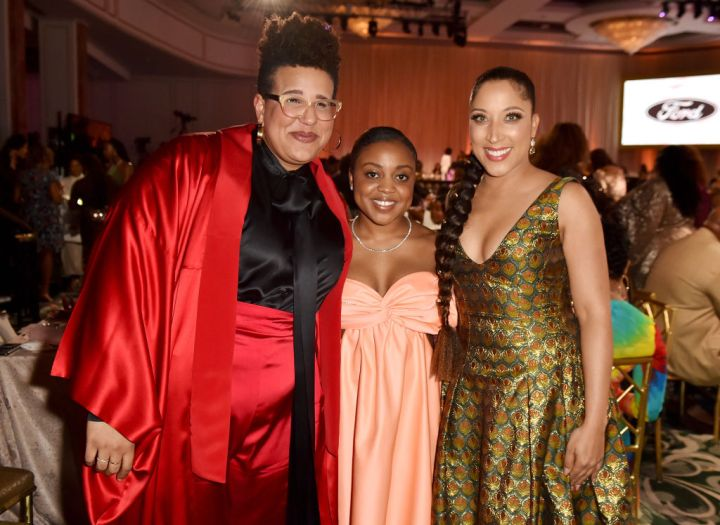 Brittany Howard, Quinta Brunson, and Robin Thede