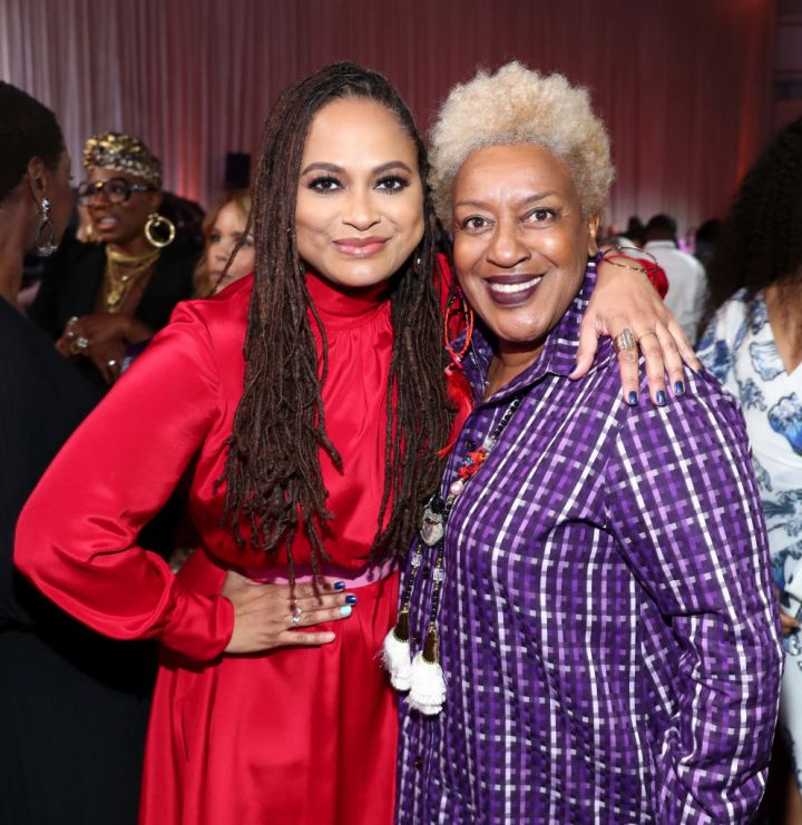 Ava DuVernay and CCH Pounder