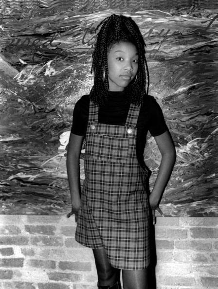 BRANDY NORWOOD AT CLUB INTA'S, 1994