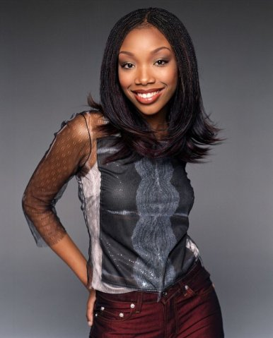 Publicity Stills Of The TV Show Moesha