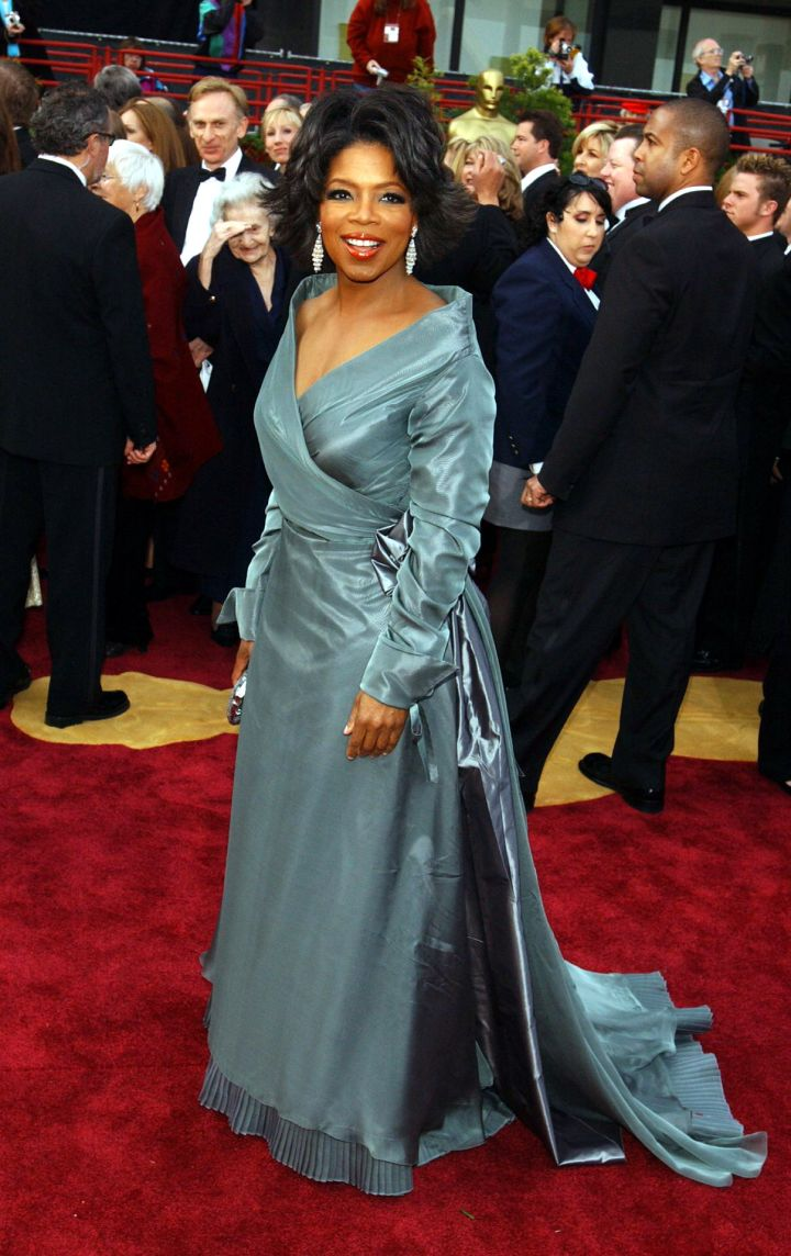 Oprah Winfrey, 2004