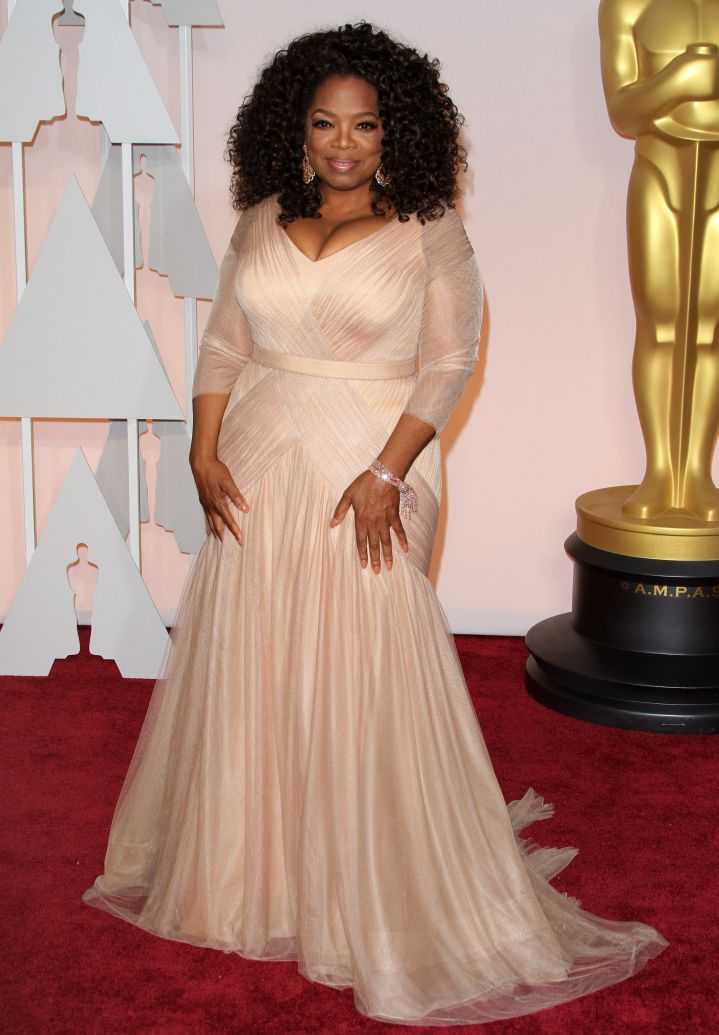 Oprah, 2015
